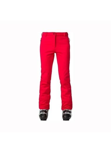 Rossignol Rossıgnol Skı Softshell Kadın Kayak Pantolonu Kırmızı